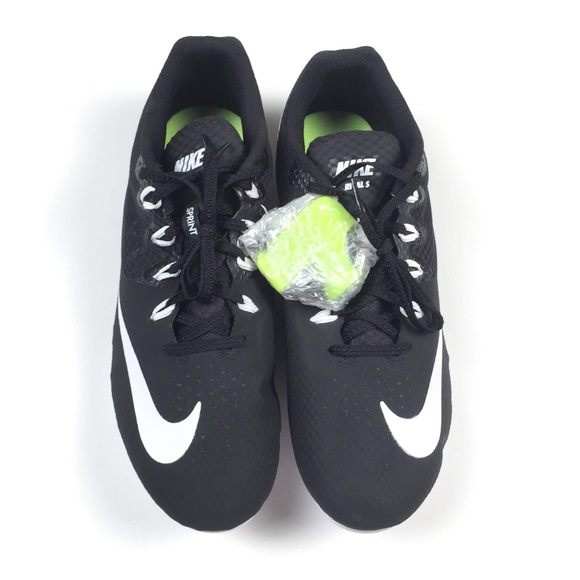 promo code ec772 5201d Nike Zoom Rival S8 Track Spikes Black White Men 13. NWT. Nike.  M 5aff29839cc7ef79124496c2. M 5aff2983a4c485b3b7879252.  M 5aff29843a112e401602544e